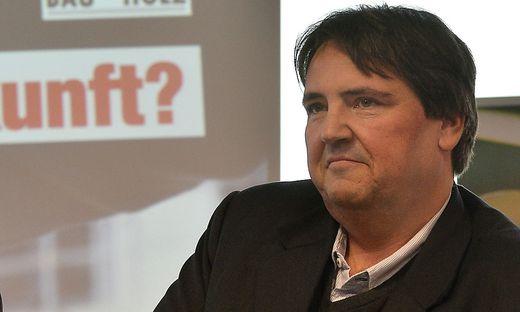 OeGB 'HATSOZIALPARTNERSCHAFT ZUKUNFT?': LEITL/MUCHITSCH