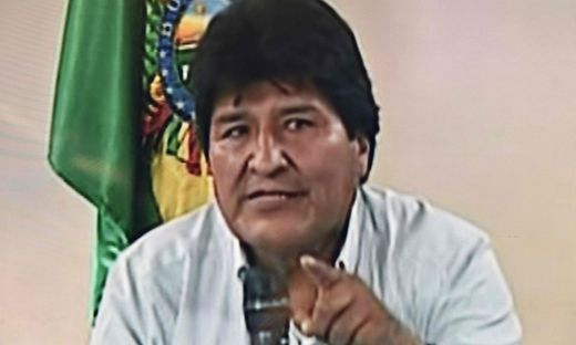 BOLIVIA-CRISIS-PROTEST-ELECTION-RESULT-MORALES-RESIGNATION