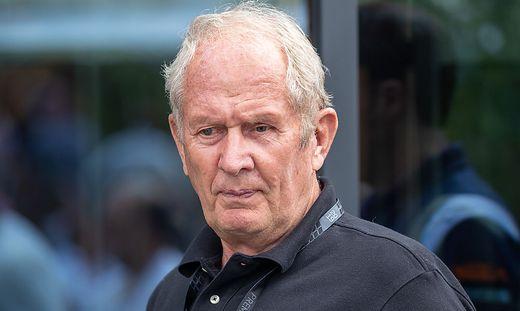 Red Bulls Motorsport-Berater Helmut Marko