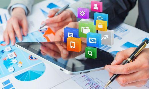"""Digitale Technologien ermöglichen immer neue Services, auf die sich die Wirtschaft einstellen muss. Die """"digitale Reife"""" lässt sich messen"""