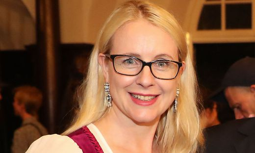 Margarete Schramböck ist Bundesministerin für Wirtschaft und Digitales