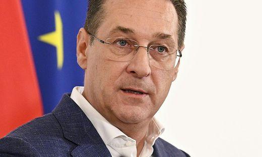 Antritt in Wien?: Wenn Straches Karriere weitergehen sollte, ist primär nicht der Wähler verantwortlich - sondern die Partei