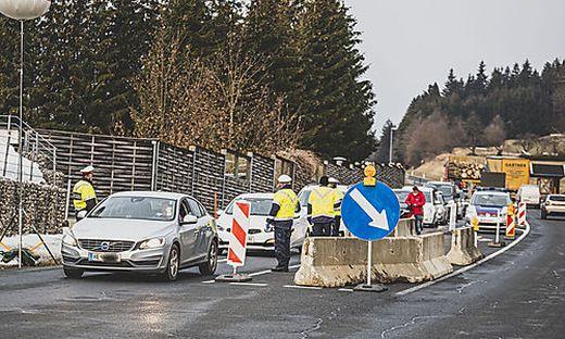 Von einer Abriegelung und Ausreisekontrollen sei man im Bezirk St. Veit noch weit entfernt