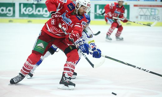 ICE HOCKEY - EBEL, VSV vs KAC