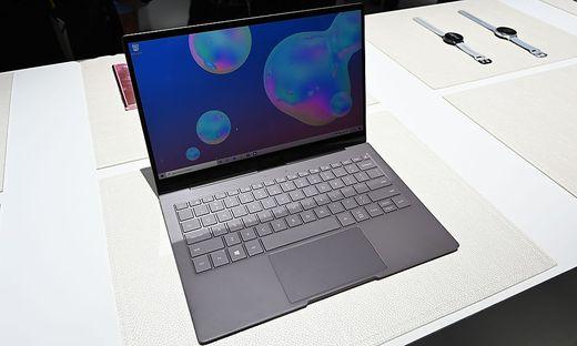 Samsungs Notebook: Galaxy Book S