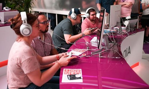 GERMANY-GAMES-MEDIA-GAMESCOM