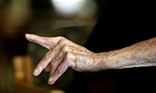 Altere sind besonders gefährdet