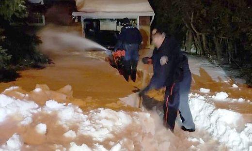 Kanadische Polizei befreite seit Wochen eingeschneiten Mann