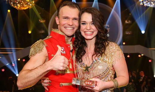 "Vadim Garbuzov hat Roxanne Rapp schon bei ""Dancing Stars"" gewonnen"