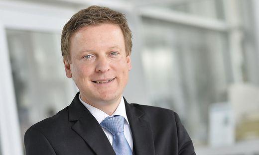 Holger Penz ist Studienbereichsleiter an der FH