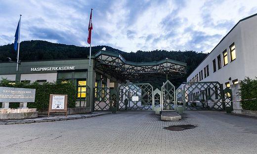 THEMENBILD, Kasernen des Oesterreichischen Bundesheeres