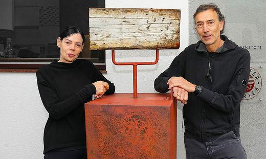 Ingeborg und Paul Warum