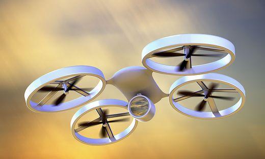 Können Drohnen auf dem Mars fliegen? Ja, mit kamerabasierter Navigation