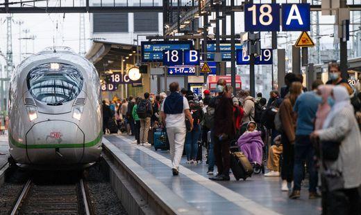 Ab Mittwoch ist gewisses Chaos an Deutschlands Bahnhöfen wieder vorprogrammiert