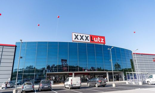 15 Millionen Investment Ansturm Auf Neue Xxxlutz Filiale In Lieboch