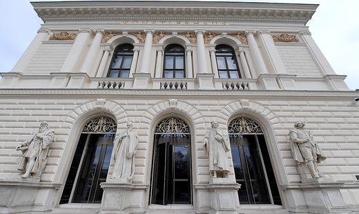 Das Künstlerhaus am Karlsplatz in Wien wurde generalsaniert