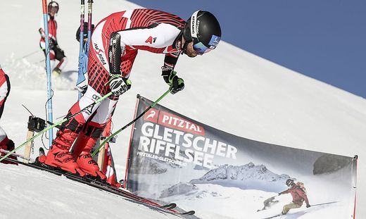 ALPINE SKIING - OESV, men, training