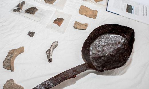 Fundstücke vom Wauberg