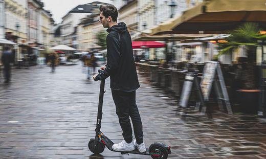 E-Scooter Sujetbild