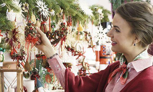 Adventmarkt öffnet seine Pforten