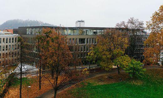 Am Campus Metahof enstanden neue Arbeitsplätze für Infineon
