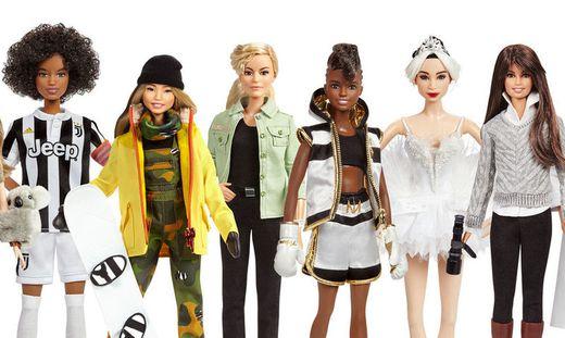Die neuen Puppen von Mattel