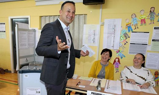 Prognose: Grüne in Irland bei Europawahl stark - Politik