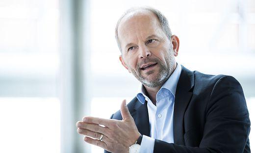 Andreas Gerstenmayer, AT&S, Leoben