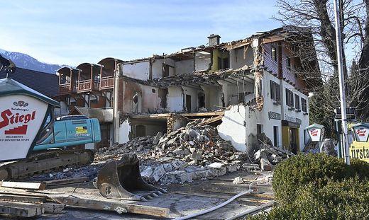 Gasthof Edlingerwirt in Spittal wird abgerissen