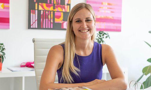 Kathrin Bayer, Anwältin in Graz
