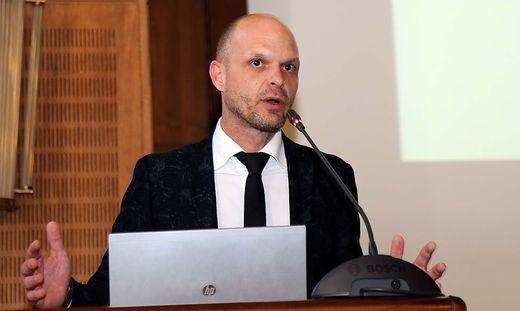Bildungsdirektor Robert Klinglmair