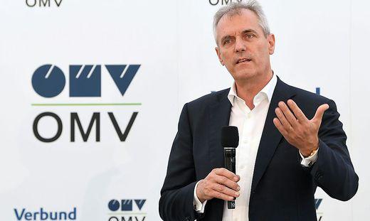 OMV-Chef Rainer Seele ist auch 2019 der Spitzenverdiener im ATX-Vorstandsranking