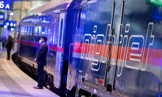 Bis 2025 werden 33 ÖBB Nightjets aus der Plattform Viaggio Next Level im Einsatz sein