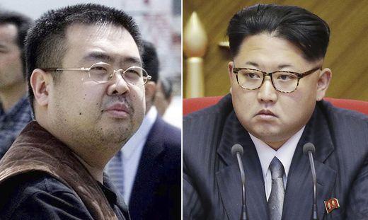 Halbbruder von Kim Jong-un war angeblich CIA-Informant