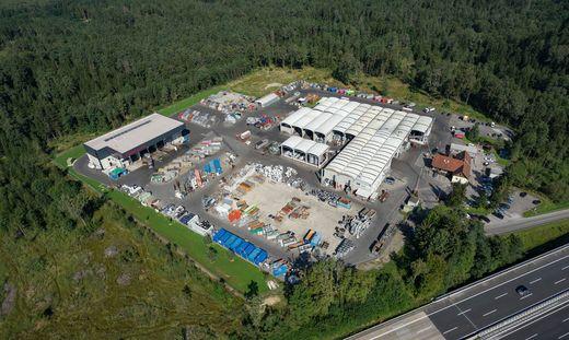 Der Saubermacher-Standort in Premstätten soll ausgebaut werden