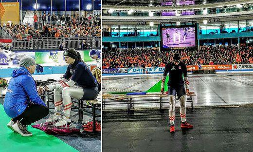Kein Grund den Kopf hängen zu lassen: Vanessa Herzog hat jetzt schon das Weltcupfinale im Visier