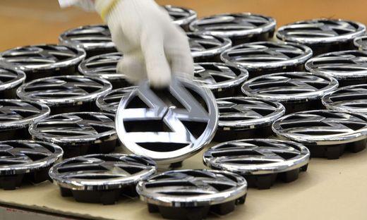 Die VW-Produktion in China steht still