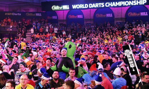 Wird Darts bald in das olympische Programm aufgenommen?