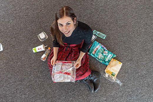 Mission Plastikfasten: Sarah Ruckhofer