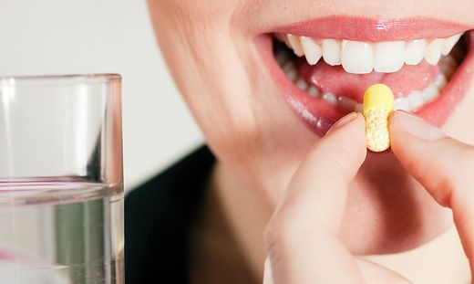 Vitaminpillen machen nicht gesünder
