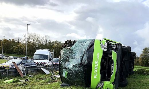 FRANCE-TRANSPORT-ACCIDENT