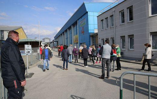 So viele Menschen wie im April wurden in Kärnten bisher noch in keinem Monat gegen Corona geimpft