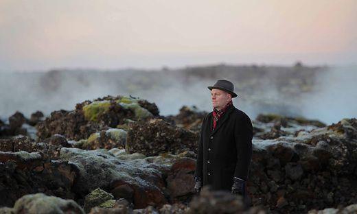 Garant für schrägen Island-Humor: Hallgrímur Helgason