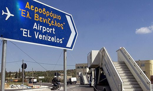 GREECE-NEW AIRPORT/TRANSFER