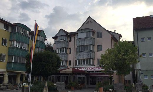 Café Claus am Hauptplatz in Seeboden