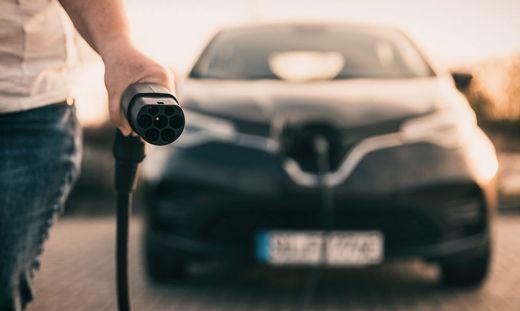 E-Autos legen bei den Neuzulassungen deutlich zu