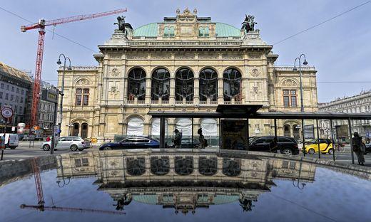 Den krisengebeutelten Kulturstätten greift der Staat unter die Arme: 8,1 Millionen für die Staatsoper