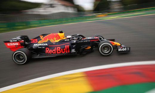 Formula 1, WM, Spa, Max Verstappen, Red Bull