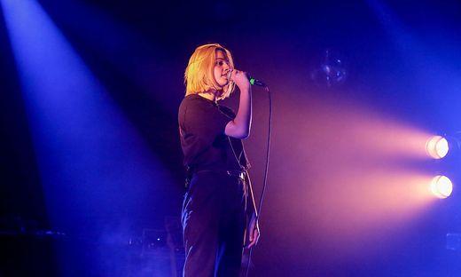 Mavi Phoenix bei einem Auftritt beim Springfestival in Graz