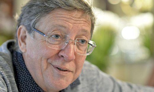 Der Schriftsteller Antonio Fian